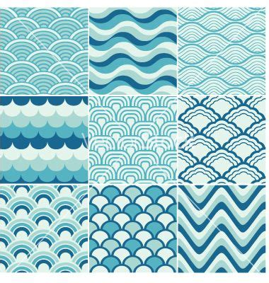 pinterest wave pattern ocean wave japanese art seamless ocean wave pattern