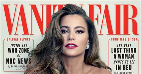Vanity Fair Es by Sof 237 A Vergara Es Portada De La Revista Vanity Fair