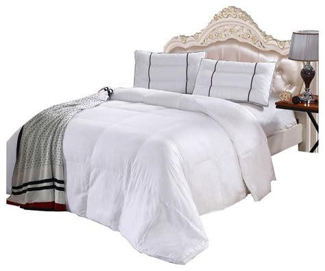 100 Bamboo Comforter by 100 Bamboo Alternative Comforter Contemporary