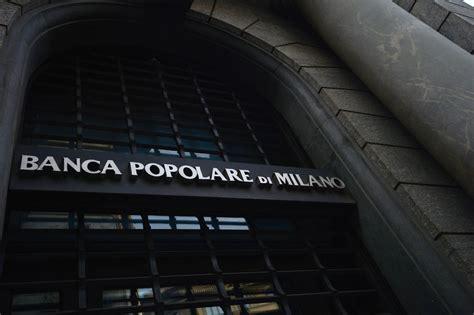 popolare di bpm italie coup d envoi 224 la fusion entre banco popolare et