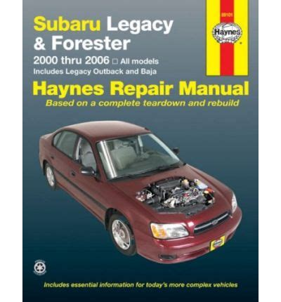 subaru legacy automotive repair manual sagin workshop subaru legacy and forester sagin workshop car manuals repair books information australia