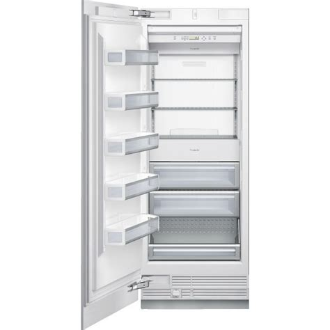 thermador 30 refrigerator freezer thermador t30if800sp