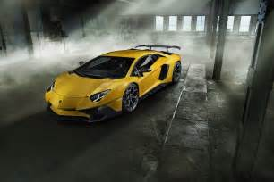 Lamborghini Aventador Sv Official Novitec Torado Lamborghini Aventador Sv Gtspirit