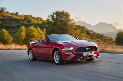 2018 ford mustang 2 3 ecoboost specs 2018 ford mustang ecoboost has less power than pre