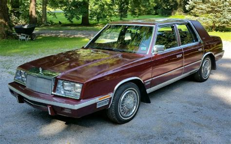 New Yorked cheap driver 1987 chrysler new yorker