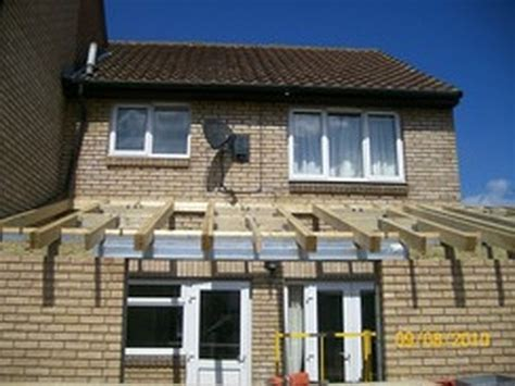 Extension Roof Construction Castile Construction Limited 87 Feedback Bricklayer In
