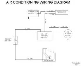 air conditioner switch wiring conditioner free printable wiring diagrams