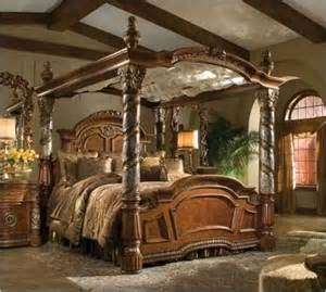 Princeton Manor Canopy Bedroom Set Villas And Canopy Beds On