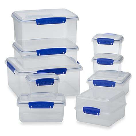 bed bath and beyond containers sistema 174 klip it food storage containers bed bath beyond