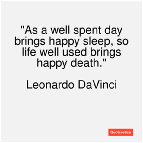 A Well Spent Day Essay by A Painter Should Begin Every Canvas With By Leonardo Da Vinci Like Success