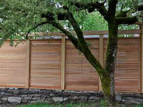 Backyard Privacy Options by Backyard Privacy Screen Ideas Marceladick