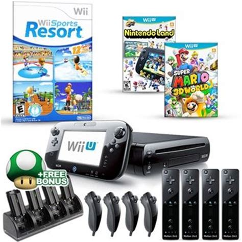 wii console sports 8 best wii u console bundles images on