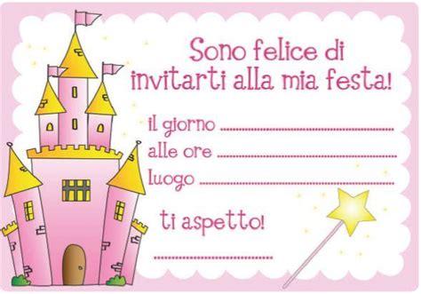 ci inviti alla tua festa testo inviti alla festa rosa mod bimbi di carta