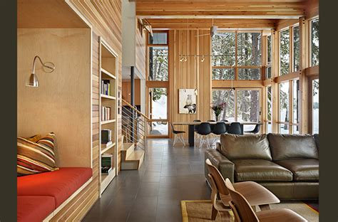 Seattle Interior Designer by Lake Wenatchee Cabin Modern Living Room Seattle By