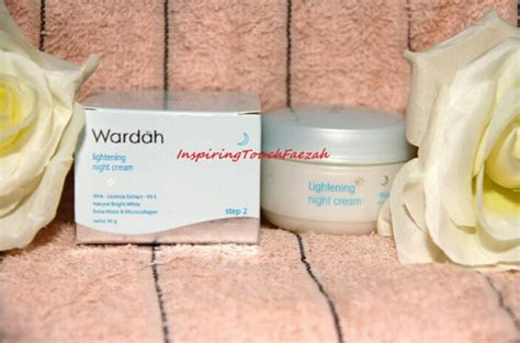 Harga Pelembab Wardah Lightening Day Step 2 wardah johor skincare cosmetic wardah lightening series