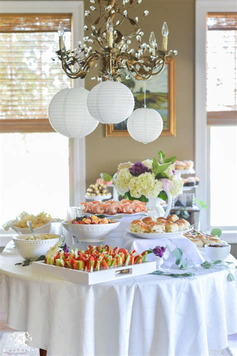 bridal shower decorations home 2 ideas to throw an indoor garden bridal shower kelley nan