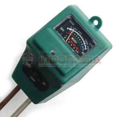 Cara Menggunakan Alat Ukur Ph Meter alat ukur tanah etp306 3in1 ph kelembaban cahaya