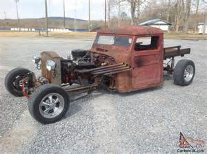 Willys Rat Rod Jeep 1951 Jeep Willys Rat Rod