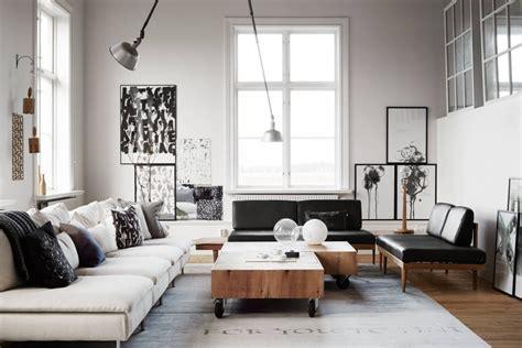 Een industrieel interieur gecombineerd met andere stijlen