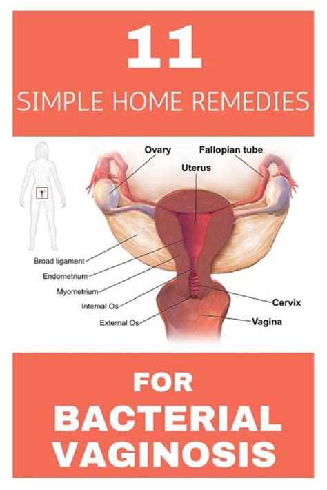 11 home remedies for bacterial vaginosis how to get rid