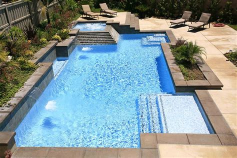 geometric pools geometric swimming pool new house pinterest swimming