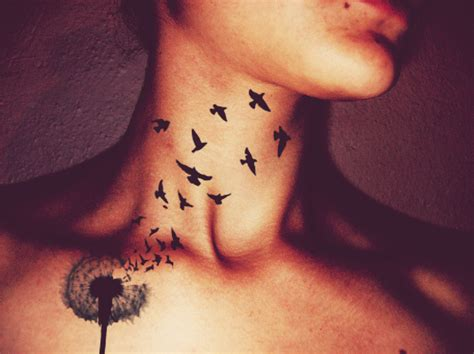 bone tattoos 25 cool collar bone tattoos