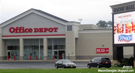 Office Depot Of Stores Macon Attorney College Restaurant Dr Hospital