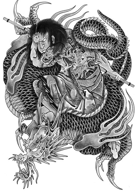 traditional japanese dragon tattoo japanese tattoos designs ideas and meaning tattoos for you