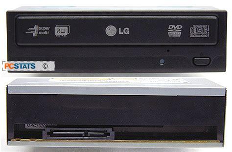 lg gsa h62n sata dual layer dvd writer review pcstats