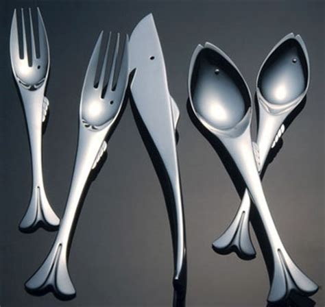 unique flatware creative and unusual cutlery designs
