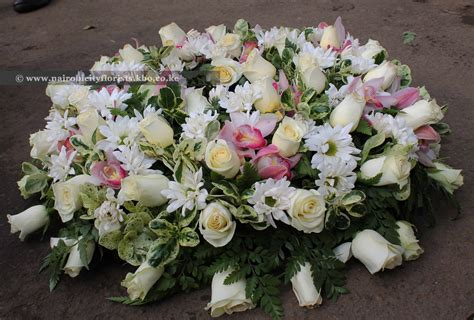 Funeral Flowers by Choosing Funeral Flowers Nairobi The Petal Florists