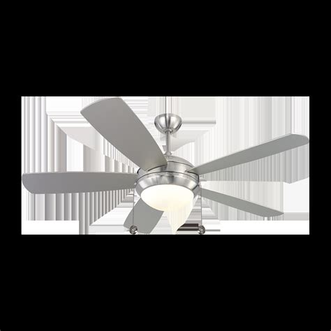 modern ceiling fan light kit monte carlo 5di52bsd l ceiling fans contemporary discus