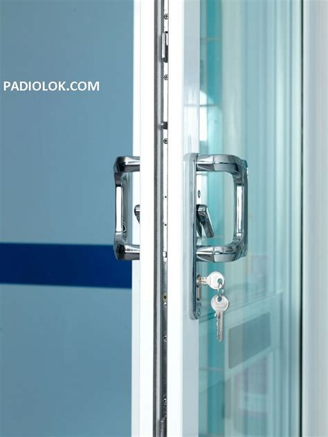 sliding glass door lock 17 best patio door lock images on sliding