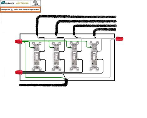 wiring diagram for 3 way switched receptacle 2 3