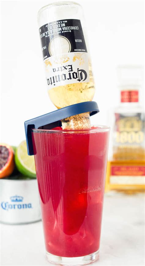 blood orange lemon grass coronarita recipe coronarita