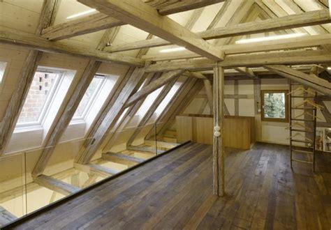 garage schlafzimmer umbau dachgeschossausbau der traum vom gem 252 tlichen dachboden
