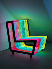 colorful recliners cool colorful chair design