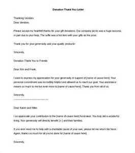 donation letter template 25 free word pdf documents