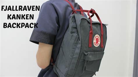 Fjallraven Kanken Color Forest Greenox ori fjallraven kanken backpack forest green review