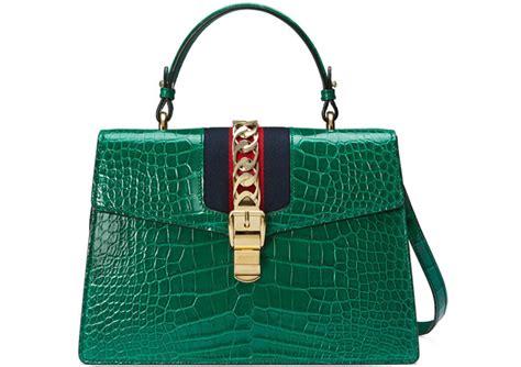 Tas Gucci Sylvie Top Handle Free Box Promo Free 2 Tali De 10 Duurste Tassen Dit Moment 5 The Bag