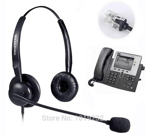 cisco phone headset aliexpress buy free shippingt rj9 rj11 headset office phone headset for cisco ip