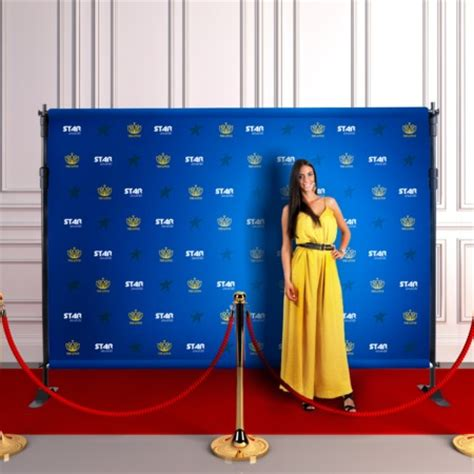 Step And Repeat Banners Red Carpet Banners Uprinting Com Step And Repeat Banner Template