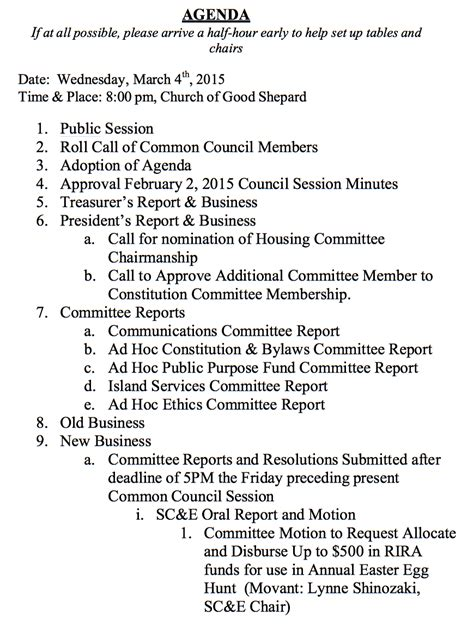 Student Council Meeting Minutes Template Student Council Agenda Template April Onthemarch Co Robert S Of Order Bylaws Template