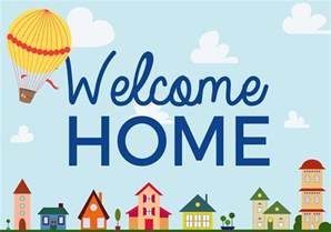 free welcome home vector free vector stock