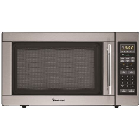1 6 cu ft countertop microwave oven microwaves kitchen