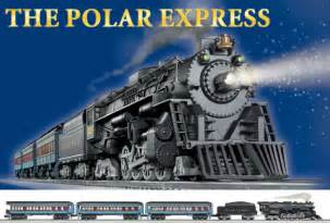 Lionel o 27 the polar express train set 631960