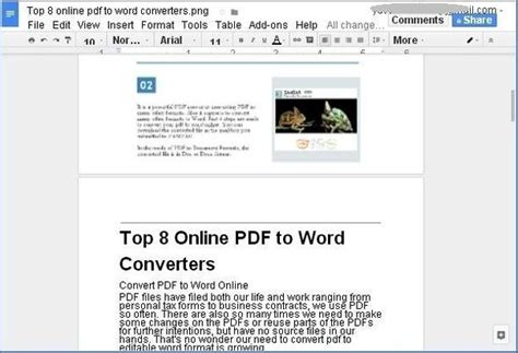 convert pdf to word quora how to covert pictures to a word document or pdf