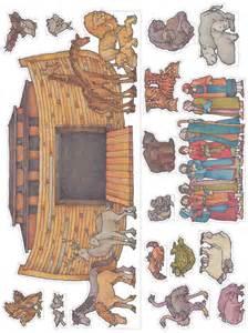 noah s ark cut outs lds lesson ideas