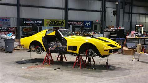 hour corvette ridetech s 48 hour corvette custom image corvettes