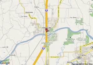 wilsonville oregon map map of best western willamette inn wilsonville